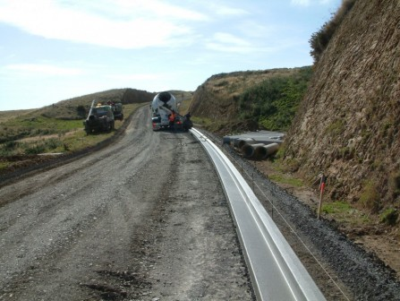 <p>Powell Kerbing, Wellington</p>